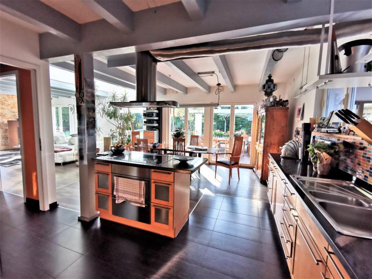 offene Wohnküche Erdgeschoss